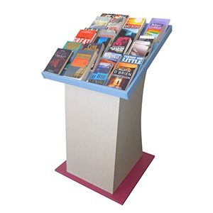 Book Dispaly Quick Pick Stand