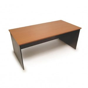 Melamine Office Desk 1500W