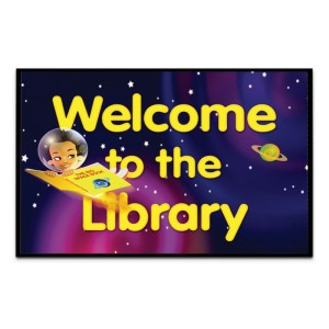Welcome to the Library Junior