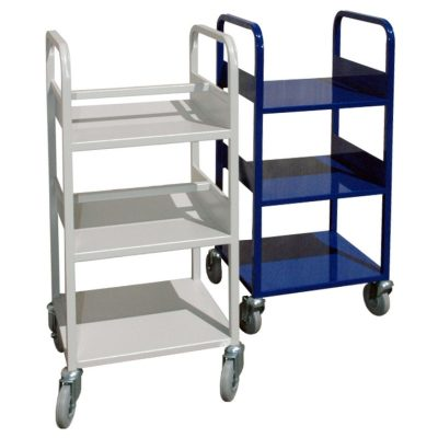 Trolleys & Step Stools