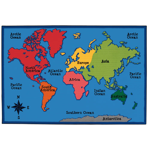 Kids-Value-Rugs-World-Map-Kids-Rug