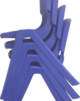 DISCONTINUED - Adults Plastic Dtack Chair