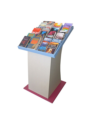 quick pick book stand