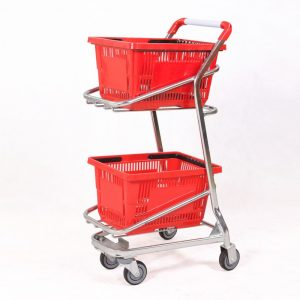 Basket Trolleys