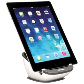 ergonomic furniture - tablet suction stand