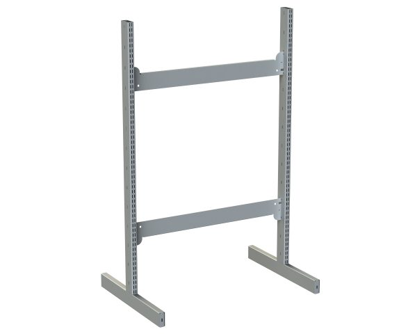 Hydestor 1 Bay Double Sided Static Shelving