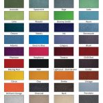 Pinboard Colour Autex