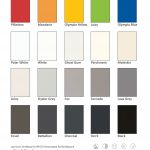 Laminex Commercial Solid Colour Swatch